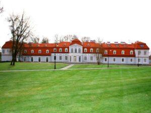 Pałac Domaniowski Wieniawa